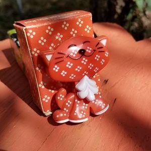 🍁🍁Vintage1970s Avon Pin Pal Fragrance Glace